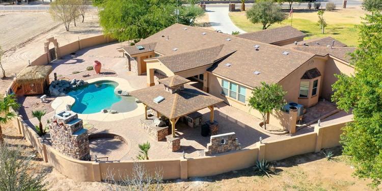 vivir en Coolidge Arizona