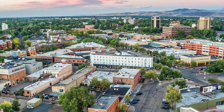 vivir en Fort Collins Colorado