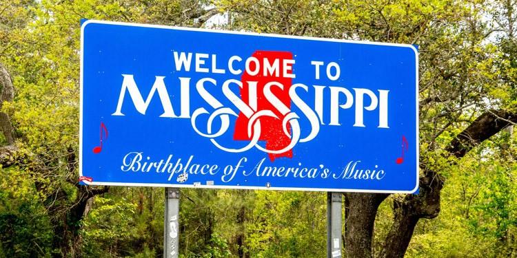 vivir en Mississippi