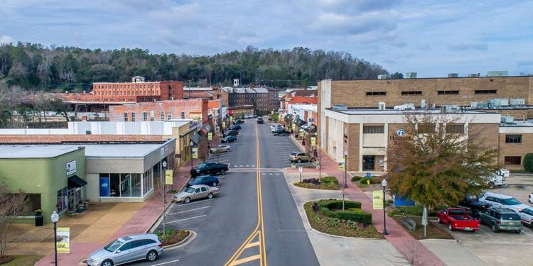 vivir en Prattville Alabama