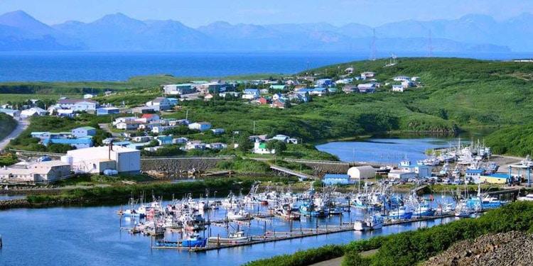 vivir en Sand Point Alaska