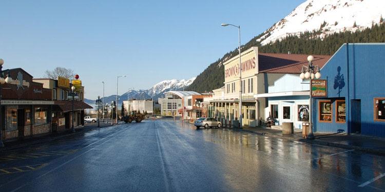 vivir en Seward Alaska