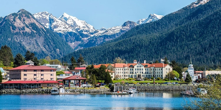 vivir en Sitka Alaska