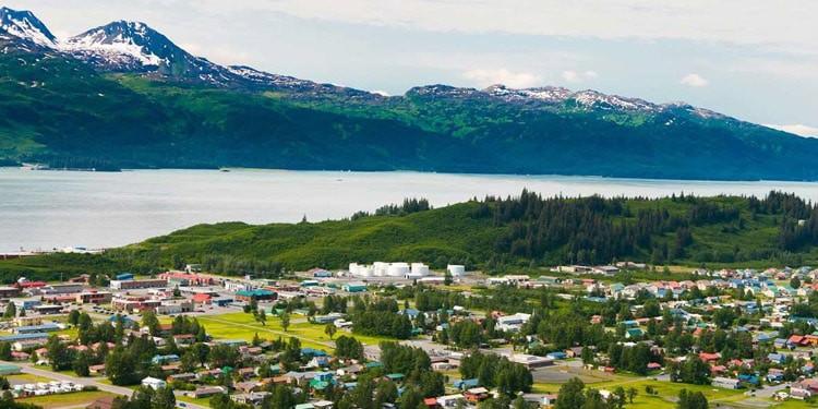 vivir en Valdez Alaska
