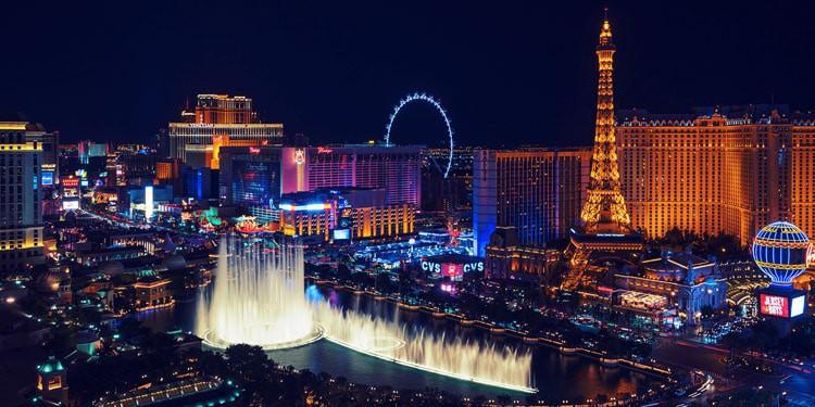 vivir en the strip Las Vegas
