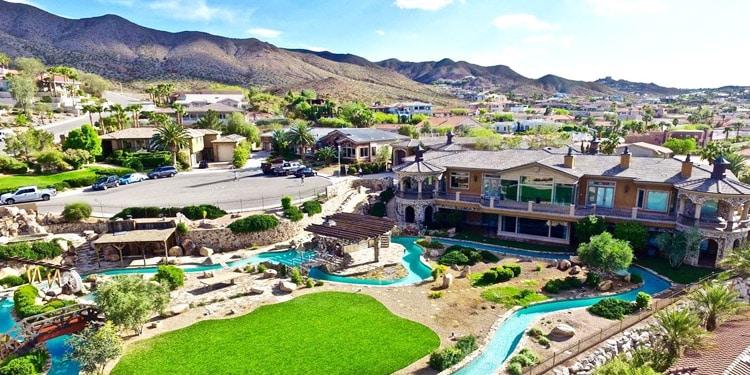 Boulder City mejores lugares para vivir en Nevada