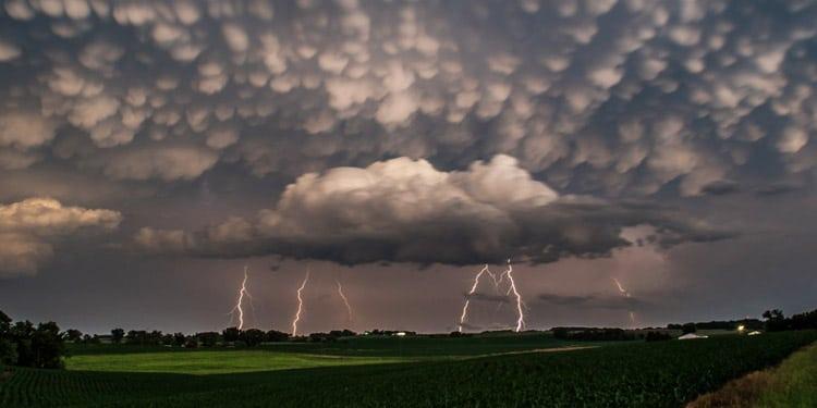 Clima de Nebraska
