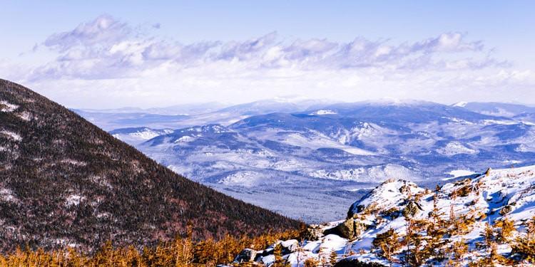 Clima de New Hampshire