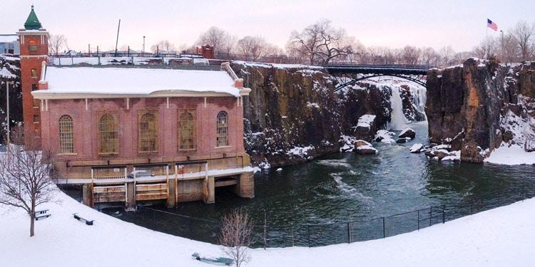 Clima de Paterson New Jersey