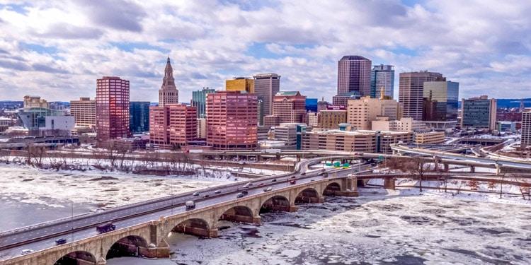 Clima en Connecticut