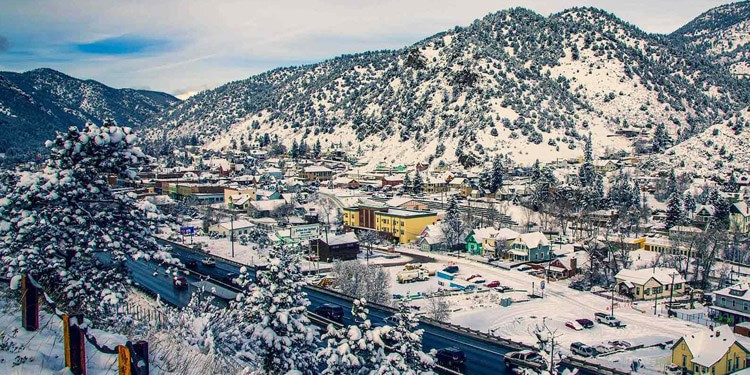 Colorado ciudades mas economidas idaho springs