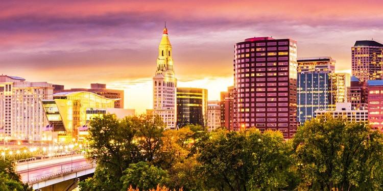 Connecticut mejores ciudades