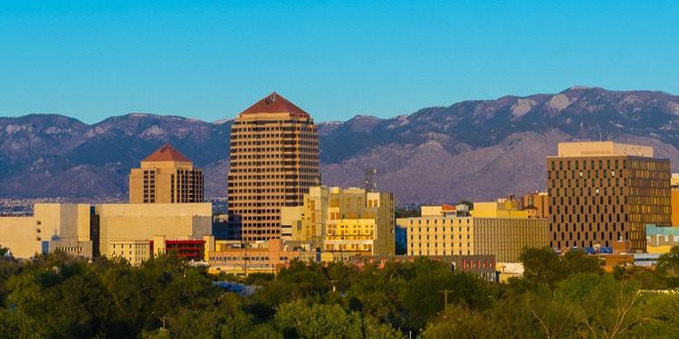 Costo de vida en Albuquerque New Mexico