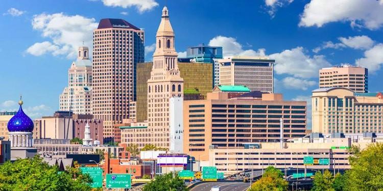 Costo de vida en Hartford Connecticut