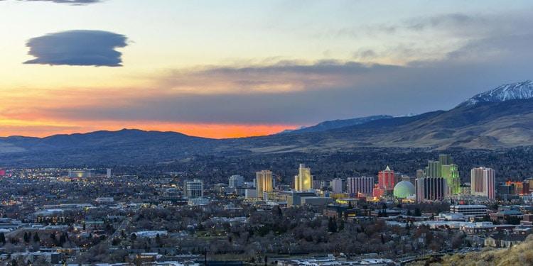 Costo de vida en Nevada