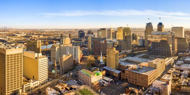 Costo de vida en Newark New Jersey