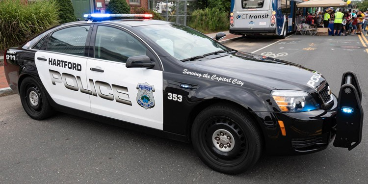 Crimen en Hartford Connecticut