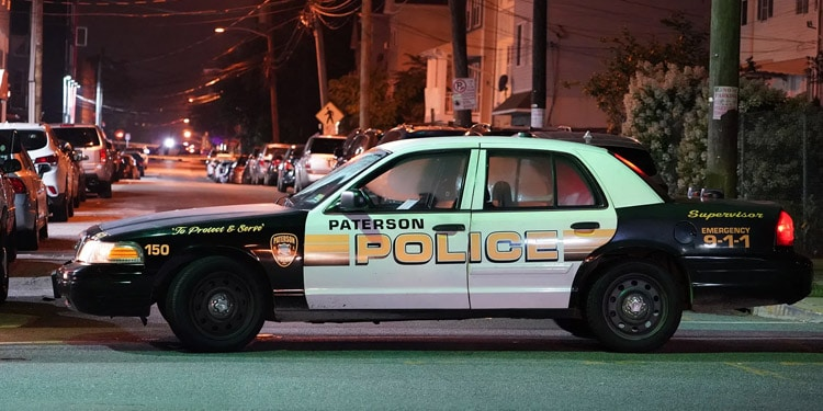 Crimen en Paterson New Jersey