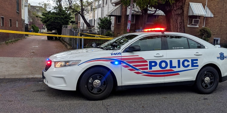 Crimen en Washington DC