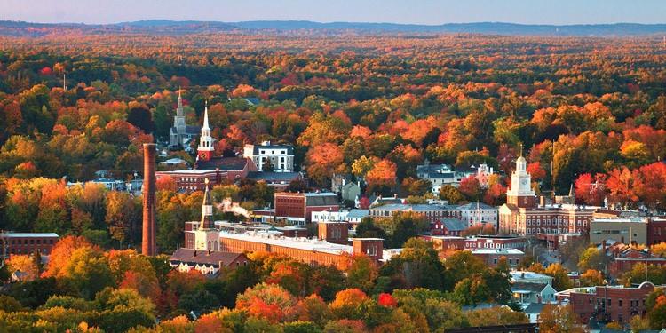 Dover mejores ciudades New Hampshire