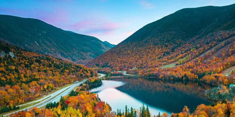 Entretenimiento y cosas que hacer en New Hampshire