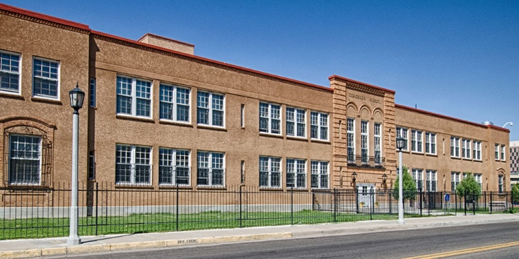 Escuelas y universidades en Albuquerque Nuevo Mexico