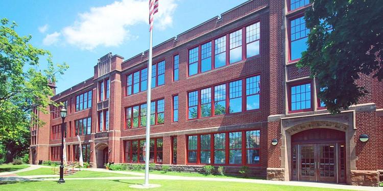 Escuelas y universidades en Hartford Connecticut
