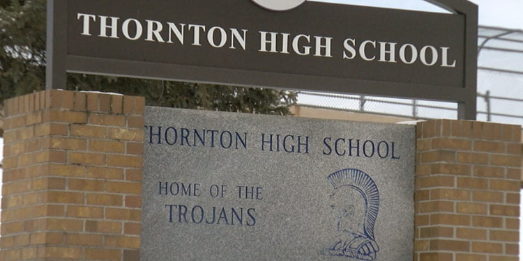 Escuelas y universidades en Thornton