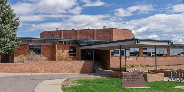 Escuelas y universidades en Westminster Colorado