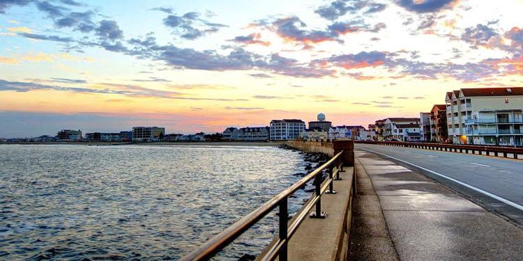 Hampton ciudades economicas New Hampshire