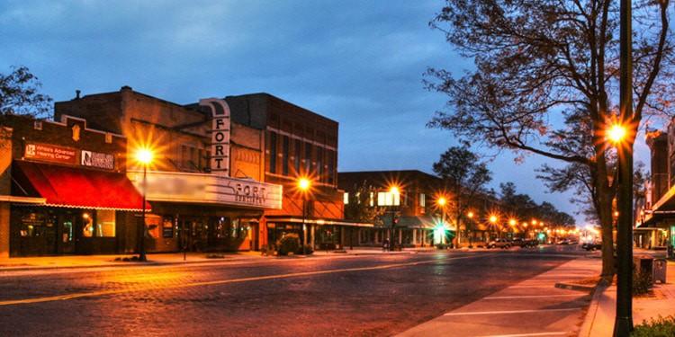 Kearney mejores ciudades economicas Nebraska