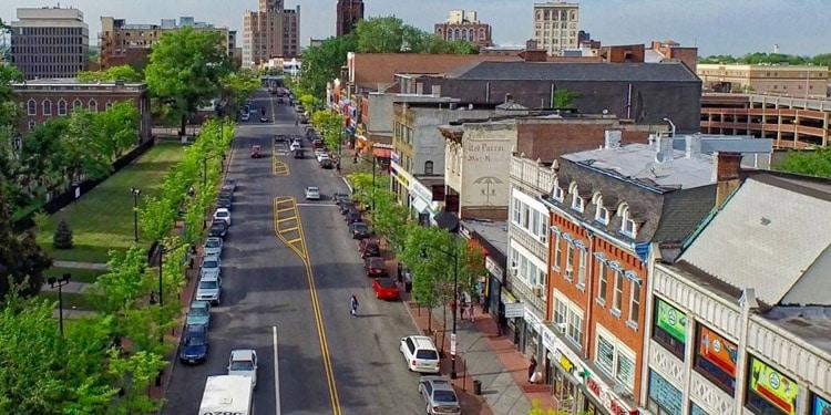Mejores lugares donde vivir en Elizabeth New Jersey