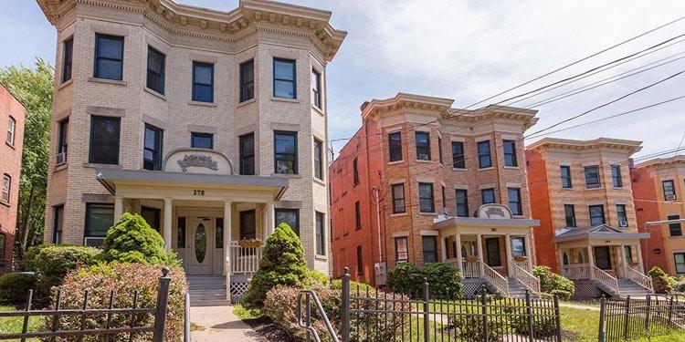 Mejores lugares donde vivir en Hartford
