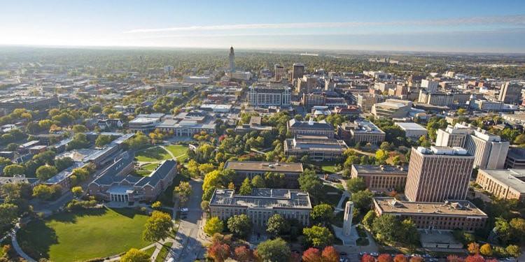 Mejores lugares donde vivir en Lincoln Nebraska