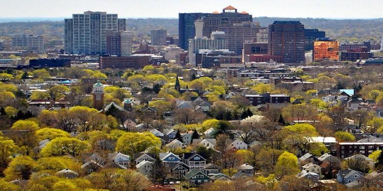 Mejores lugares donde vivir en New Haven Connecticut