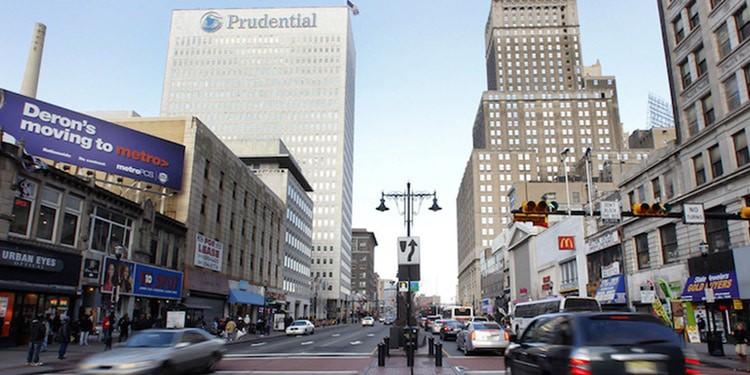 Mejores lugares donde vivir en Newark