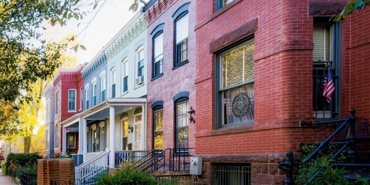 Mejores lugares donde vivir en Washington DC