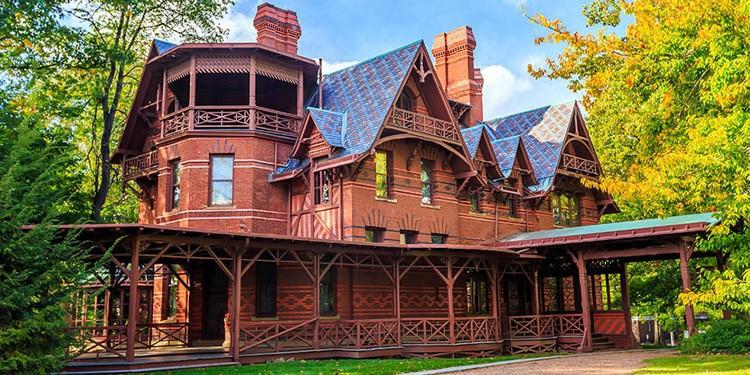Museo Mark Twain que hacer en Connecticut