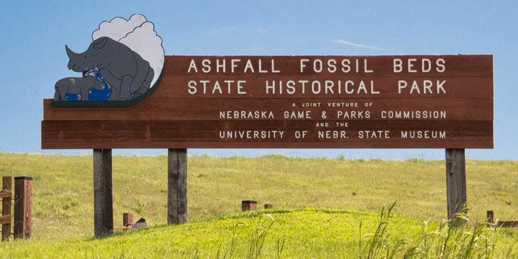 Parque Ashfall Fossil Beds que hacer en Nebraska