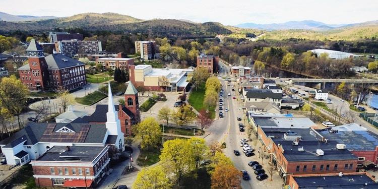 Plymouth ciudades baratas New Hampshire