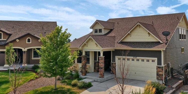 Precios de las casas en Colorado