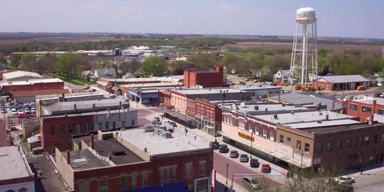 Seward ciudades mas economicas Nebraska