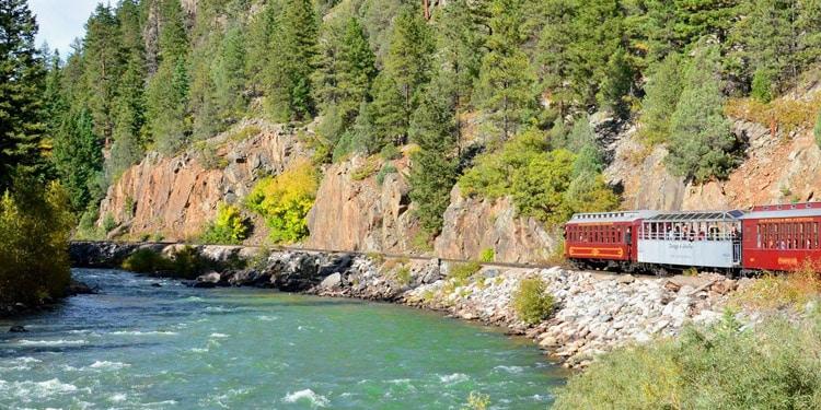 Tiny Town + Railroad Colorado