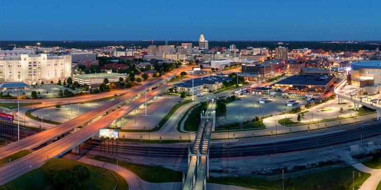 Trafico y transporte en Lincoln Nebraska