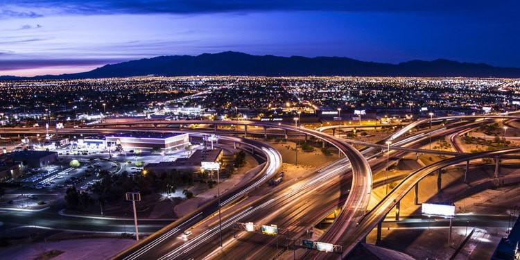 Trafico y transporte en Nevada