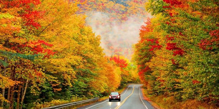Trafico y transporte en New Hampshire