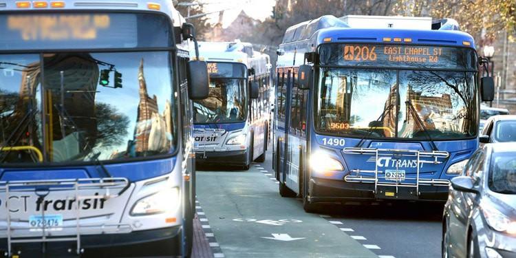 Trafico y transporte en New Haven Connecticut