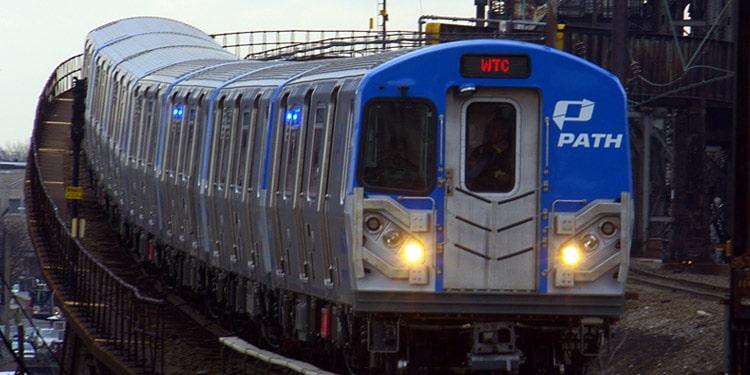 Trafico y transporte en Newark New Jersey