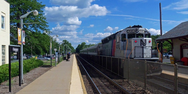 Trafico y transporte en Paterson New Jersey