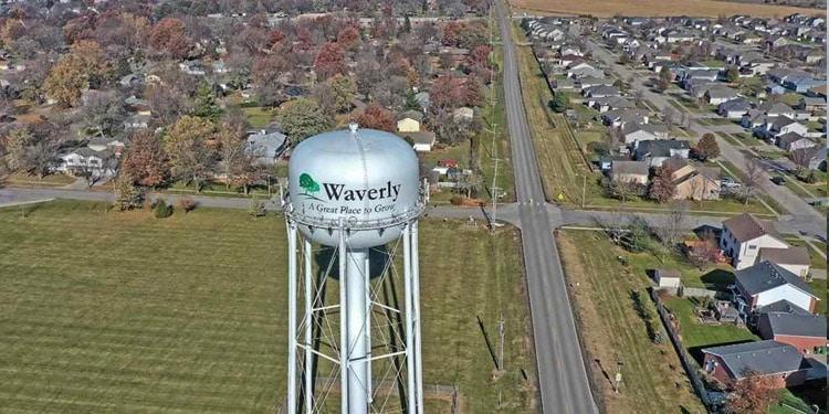 Waverly ciudades mas baratas Nebraska